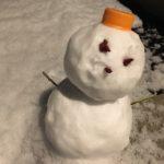 雪だるまつくろう⛄️