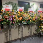 5周年イベントのお花達🌸