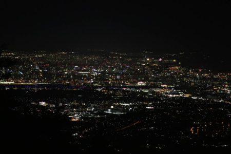 きれいな夜景🌃
